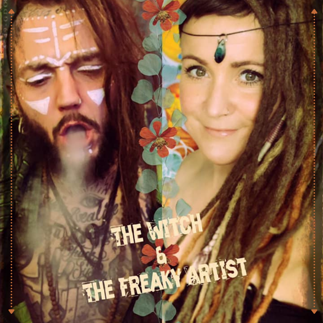 The Witch & The Freaky Artist